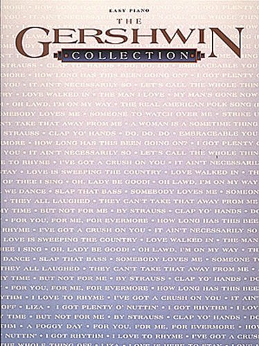 The Gershwin Collection (0793513367) by Gershwin, Ira; Gershwin, George