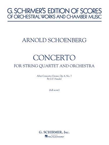 9780793513604: Concerto: Full Score