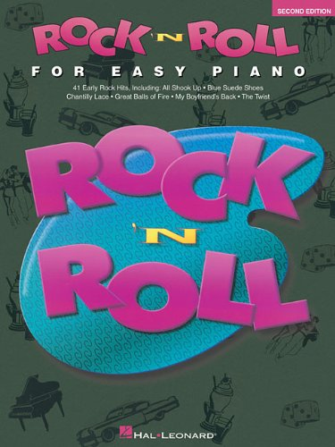 9780793513840: Rock 'n Roll for Easy Piano