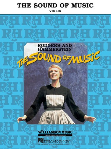 9780793513888: The Sound of Music: Violin