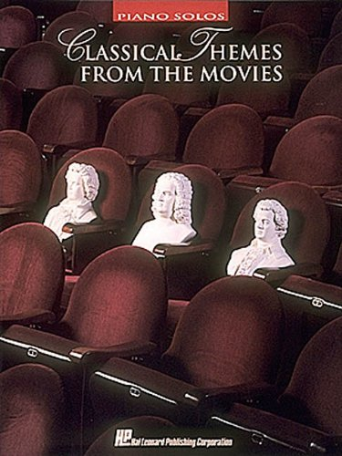 9780793514137: Classical Themes from the Movies (Piano Solo Songbook)