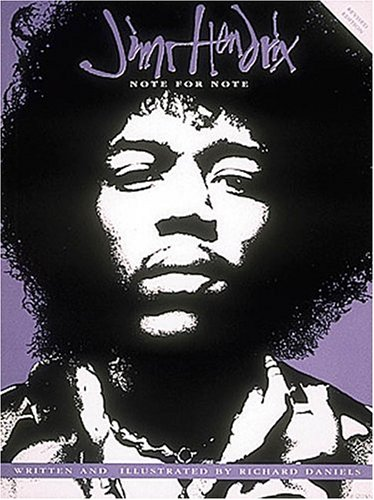 9780793514144: Jimi Hendrix: Note for Note