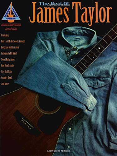 9780793514205: Best of James Taylor: With Notes & Tablature