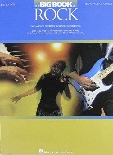 9780793514342: The Big Book of Rock (Piano/Vocal/Guitar)