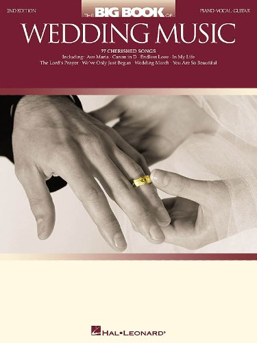 9780793514403: The Big Book of Wedding Music (Big Book (Hal Leonard))