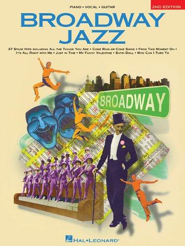 9780793514458: BROADWAY JAZZ 2ND EDITION (Broadway's Best)