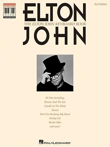 9780793514786: Elton John Keyboard Book