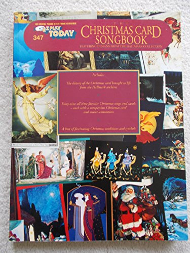 Christmas Card Songbook (E-Z Play Today): Hal Leonard Publishing Corporation