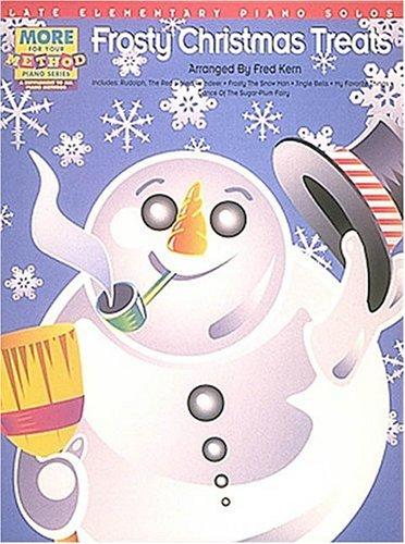 9780793515219: Frosty Christmas Treats: Late Elementary Piano Solos