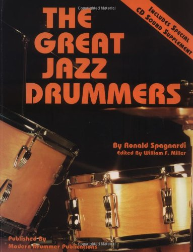 9780793515264: The Great Jazz Drummers (Modern Drummer Library)