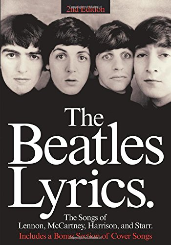 9780793515370: Beatles Lyrics