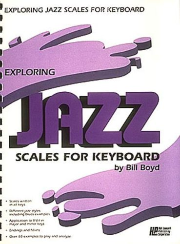 9780793515448: Exploring Jazz Scales for Keyboard