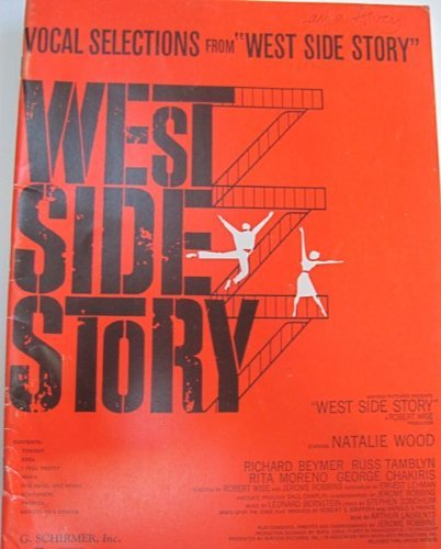 """9780793515523: Vocal Selections from """"West Side Story"""""""