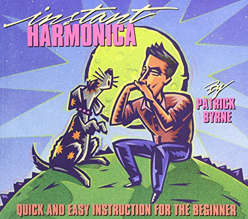 9780793515592: Instant Harmonica: Quick and Easy Instruction for the Beginner