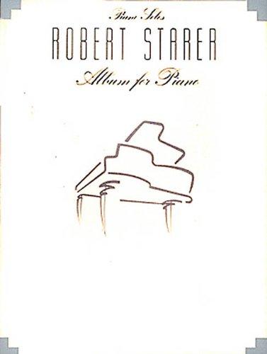 9780793515653: Robert Starer - Album for Piano
