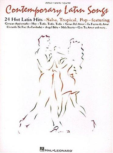 Contemporary Latin Songs: Hal Leonard Publishing