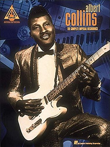 9780793516025: Albert Collins - The Complete Imperial Recordings