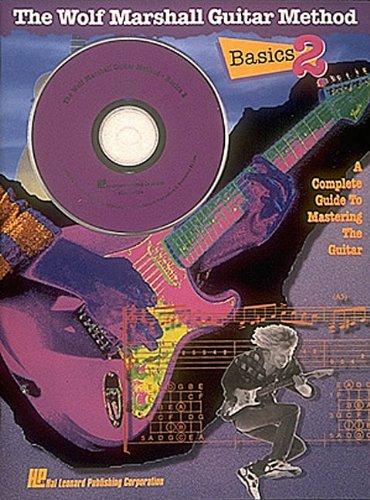 9780793516100: The Wolf Marshall Guitar Method: Basics 2