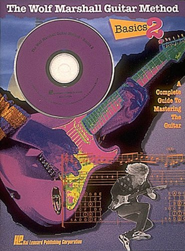 WOLF MARSHALL GUITAR METHOD BOOK 2 CD PKG: Wolf Marshall