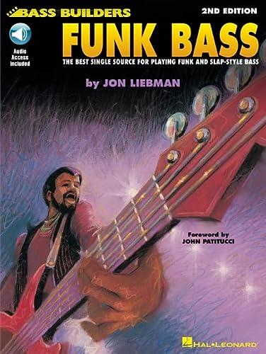 9780793516209: Funk Bass: Bass Builders Series Book & Online Audio