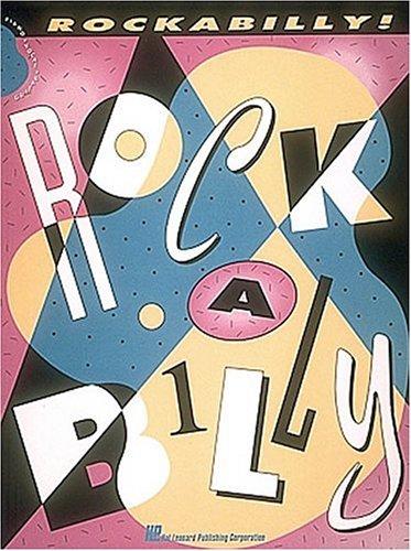 9780793516322: Rockabilly: Piano, Vocal, Guitar