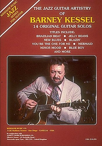 9780793516438: The Jazz Guitar Artistry of Barney Kessel: Guitar Solo