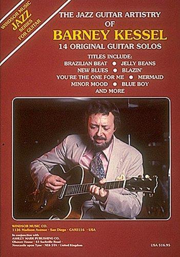 9780793516438: The Jazz Guitar Artistry of Barney Kessel