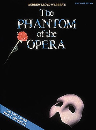 9780793516568: Phantom of the Opera