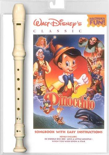 9780793516599: Pinocchio: Book/Instrument Pack