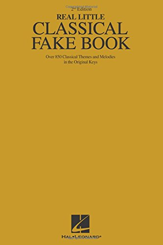 9780793516681: The Real Little Classical Fake Book
