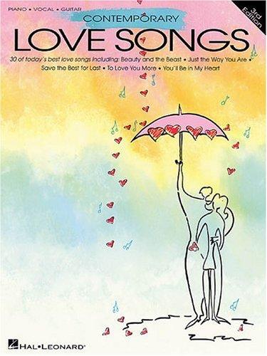 9780793516742: Contemporary Love Songs