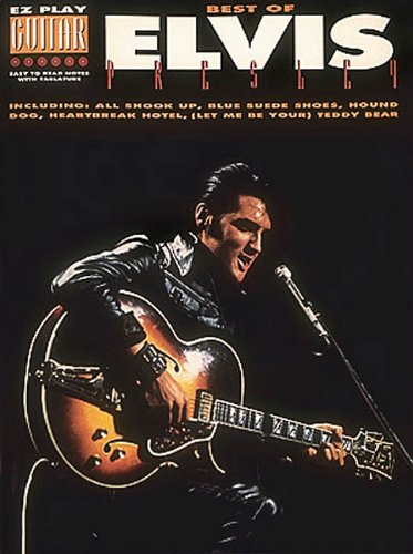 9780793516780: Best of Elvis Presley (E-Z Play Guitar)
