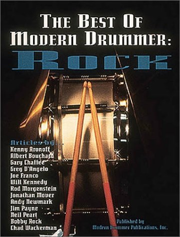 9780793517145: The Best of Modern Drummer: Rock