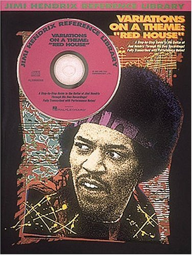 9780793517190: Variations On A Theme Cd Pkg Red House Jimi Hendrix Reference Library