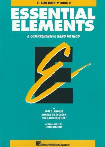 9780793517282: ESSENTIAL ELEMENTS BOOK 2 - ORIGINAL SERIES (AQUA) E-FLAT HORN BOOK