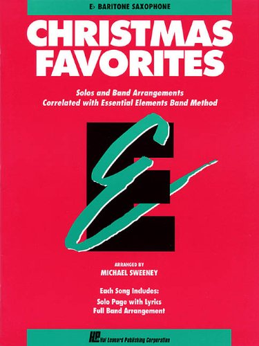 9780793517596: Essential Elements Christmas Favorites: Eb Baritone Saxophone