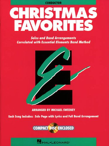 9780793517688: Essential Elements Christmas Favorites: Conductor Book with CD (Essential Elements Band Method)