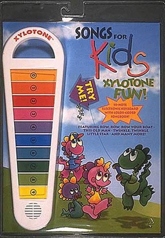 9780793517701: Songs for Kids (Xylotone fun!)