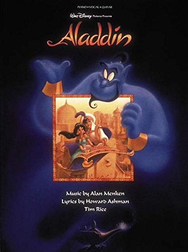 9780793517824: Aladdin (Piano/Vocal/Guitar Songbook)