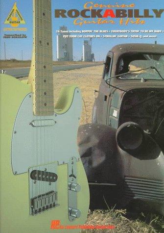 9780793518241: Genuine Rockabilly Guitar Hits