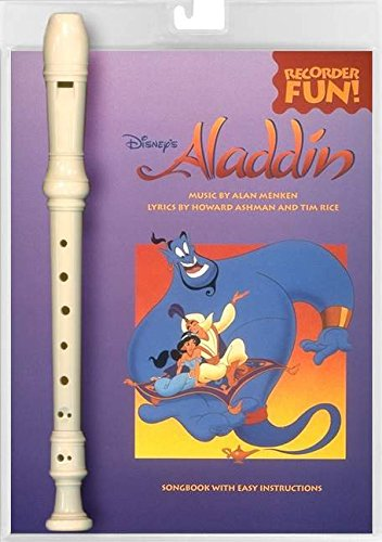 9780793518258: Aladdin (Recorder Fun!)