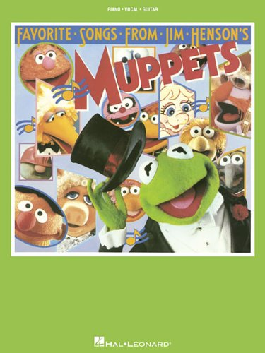 9780793518302: Favorite Songs From Jim Henson's Muppets