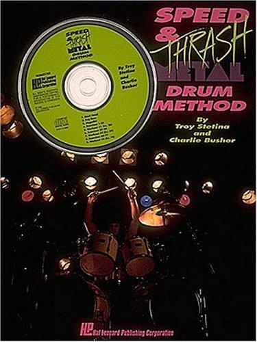 9780793518548: Speed and Thrash Metal Drum Method