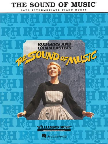 9780793518654: The Sound of Music: Intermediate Piano Duets