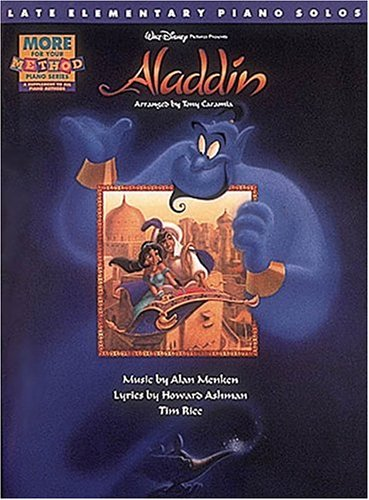 9780793518715: Aladdin (More for Your Method Piano S.)