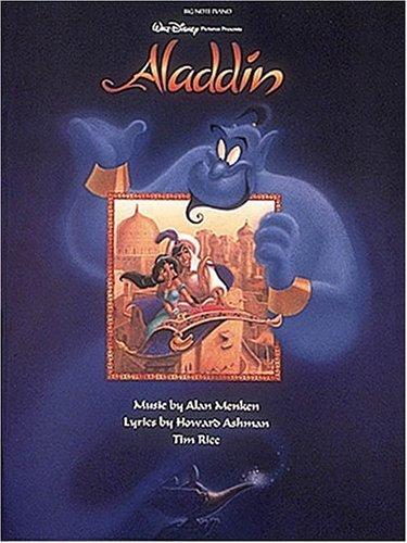 9780793518746: Aladdin: Big Note Piano