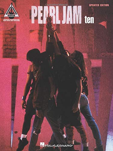 9780793519026: Pearl Jam - Ten: Updated Edition: With Notes and Tablature (Guitar Recorded Versions)