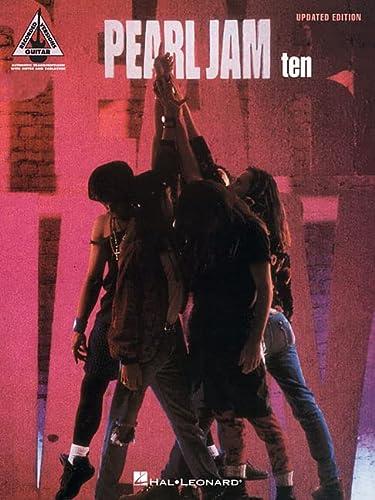 9780793519026: Pearl Jam - Ten (Guitar Recorded Versions)