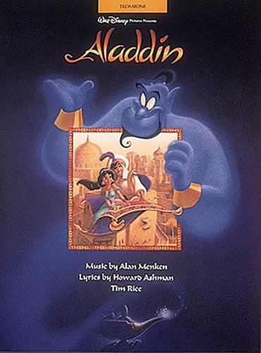 9780793519064: Walt Disney Pictures Presents: Aladdin (Sheet Music for the Trombone)