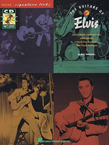 9780793519279: The Guitars of Elvis